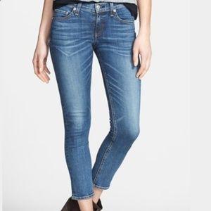 Rag & Bone Capri Sonoma Skinny Jeans 26
